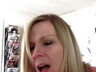 Blonde Milf Public Sex