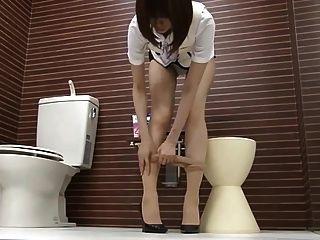 Japanese Girls Pantyhose