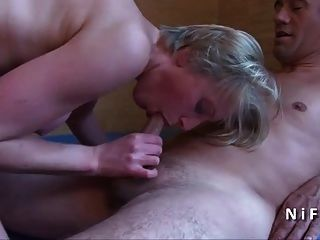 Steph debar grosse degueulasse french blonde mature 2