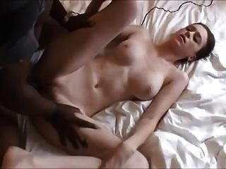 Hotwife Takes A Bbc And His Load