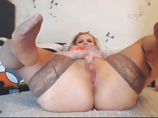 Bbw Bondage And Large Toys