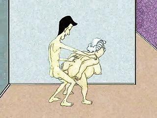 Looney tunes granny toon porn