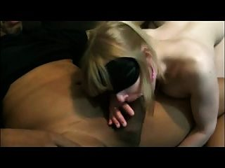 Blindfolded Feeding On Bbc