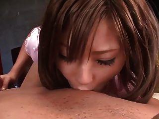 Fellatio Deck Lover Of Cute Women Open Pussy