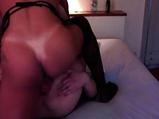Amateur Tranny Fucks Sissy With Cumshot