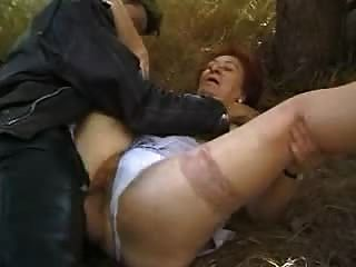 Doing Granny Outdoors 2