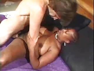 Ebony Old Bbw