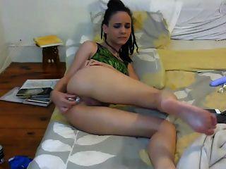 Cute Anal Girl
