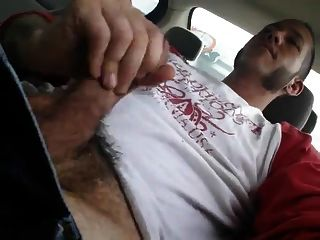 Str8 Guy Car Jerk