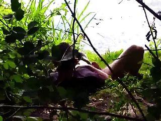 Str8 Spy Guy Stroke In The Lake