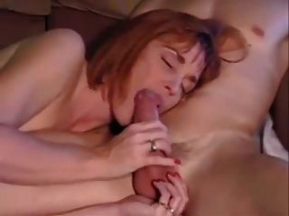 My Best Friends Mom Amazing Blowjob