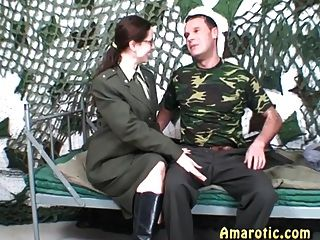 Role Play 6: Army Sex