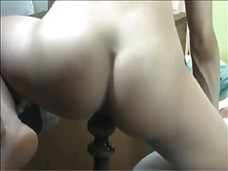 Bizarre Female Masturbation