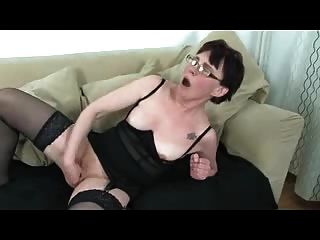 Bbw french blonde ass fucked and fisted