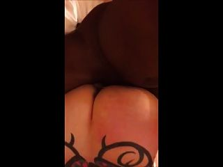 Tattooed White Hotwife Cums Repeatedly On Bbc. Hub Films.