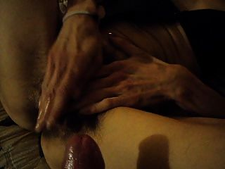 Wanna fuck husband plays with wifes pussy that's