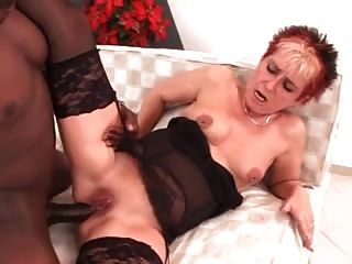 My Sexy Piercings Pierced Granny Nailed By Bbc Bull