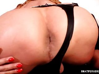 Big Ass Shemale And Femdom Girl Ass Worship Pov