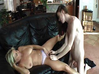 Panties Fetishist Fucks Hot Granny