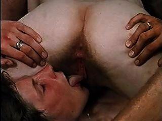 Hairy Orgy