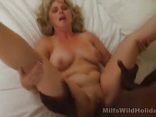 Milf Stacey Banged Hard On Her Vacation