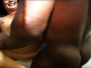 Hot Milf Pounded Hard In Kitchen By Black Stud