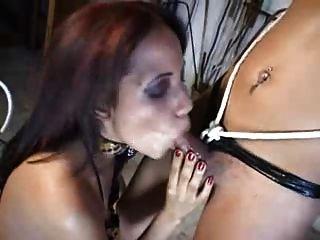 Laisa Lins In Bondage
