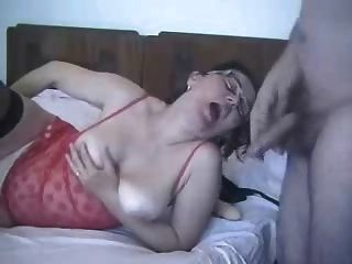 My Mature Wife Is Really A Bitch ! Amateur Home Made