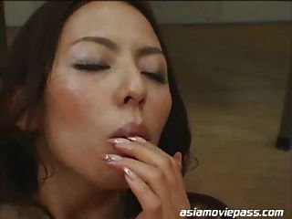 Japanese Cum Facials Asian Teacher Office Lady Ryoko Ddb098