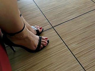 Beautiful Mature Feet