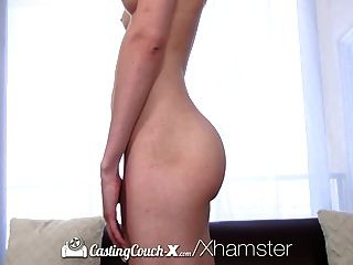 Hd Castingcouch-x - Long Legged Sophia Wilde Fucked Hard