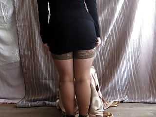Beautiful Legs,upskirt,handjob