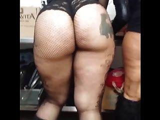 Lovely Big Booty Girls