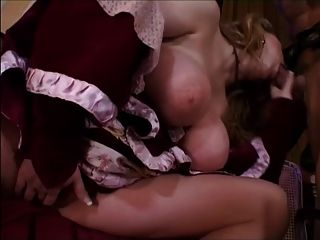 Big Boobs Milf Gives Blowjob To Stepson