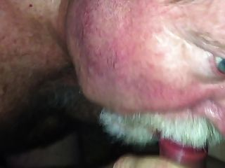 Hairy Older (bob) Sucking Younger Asian