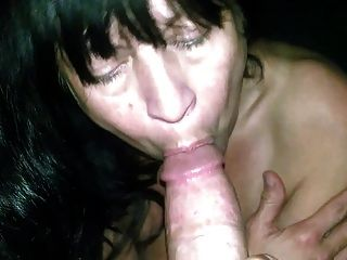 My Girlfriends Mom Giving Me A Blow J