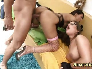 Teen 4-some