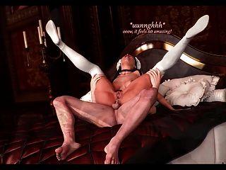Crafty Maid...