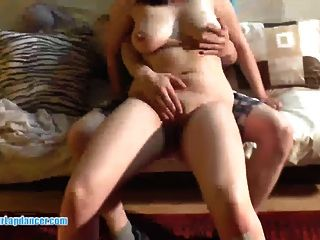 Busty 19yo Chick Shows Her Pussy To Shy Guy