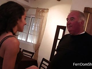 Getting To Know My Pay Slave - Femdom - Faceslapping
