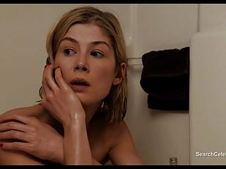 Rosamund Pike Nude - Return To Sender