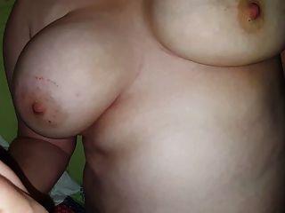 Cumming On Gf Tits