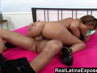 Young latin floozie celina cross was seduced by horny elder man 2