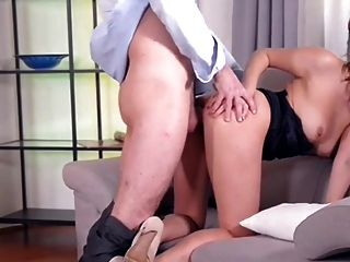 European cutie nikky thorn gets banged by an older guy 4