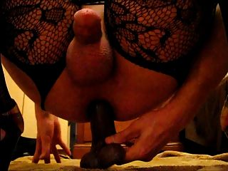 Full Bbc Dildo Video + Sitting On Vibrator