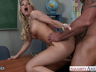 Aidan layne blowjob big tit delight - 3 part 6