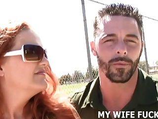 Watch You Wife Get Fucked By A Big Cocked Pornstar