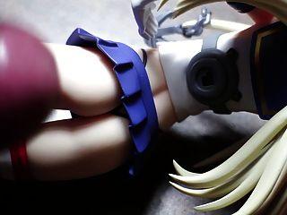 Shimakaze Ass Figure Bukkake Closeup Sof