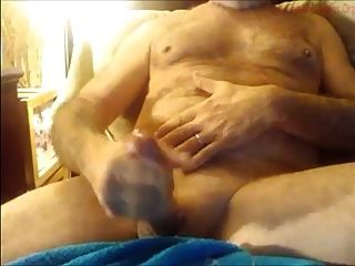 19 Huge Cumshots From Mature Guy
