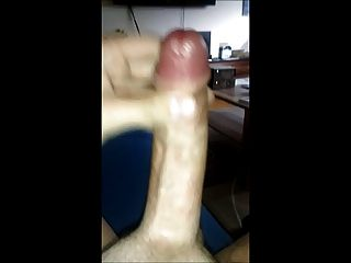 My Huge Cumshot With Big Cock